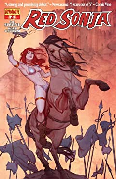 Red Sonja #2: Digital Exclusive Edition