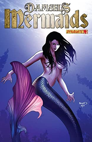 Damsels: Mermaids #4