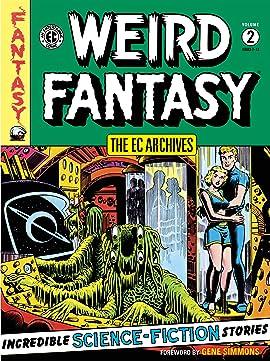 The EC Archives: Weird Fantasy Vol. 2