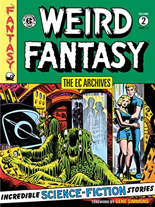 The EC Archives: Weird Fantasy Vol. 2