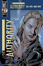 The Authority (1999-2002) No.6