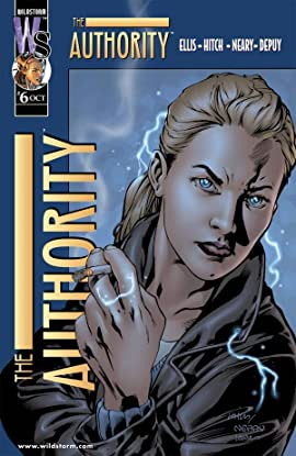 The Authority (1999-2002) No.6