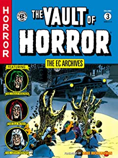 The EC Archives: The Vault of Horror Vol. 3
