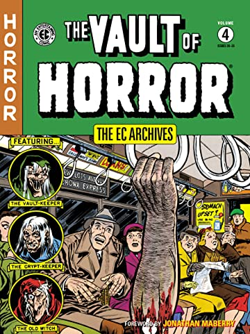 The EC Archives: The Vault of Horror Vol. 4