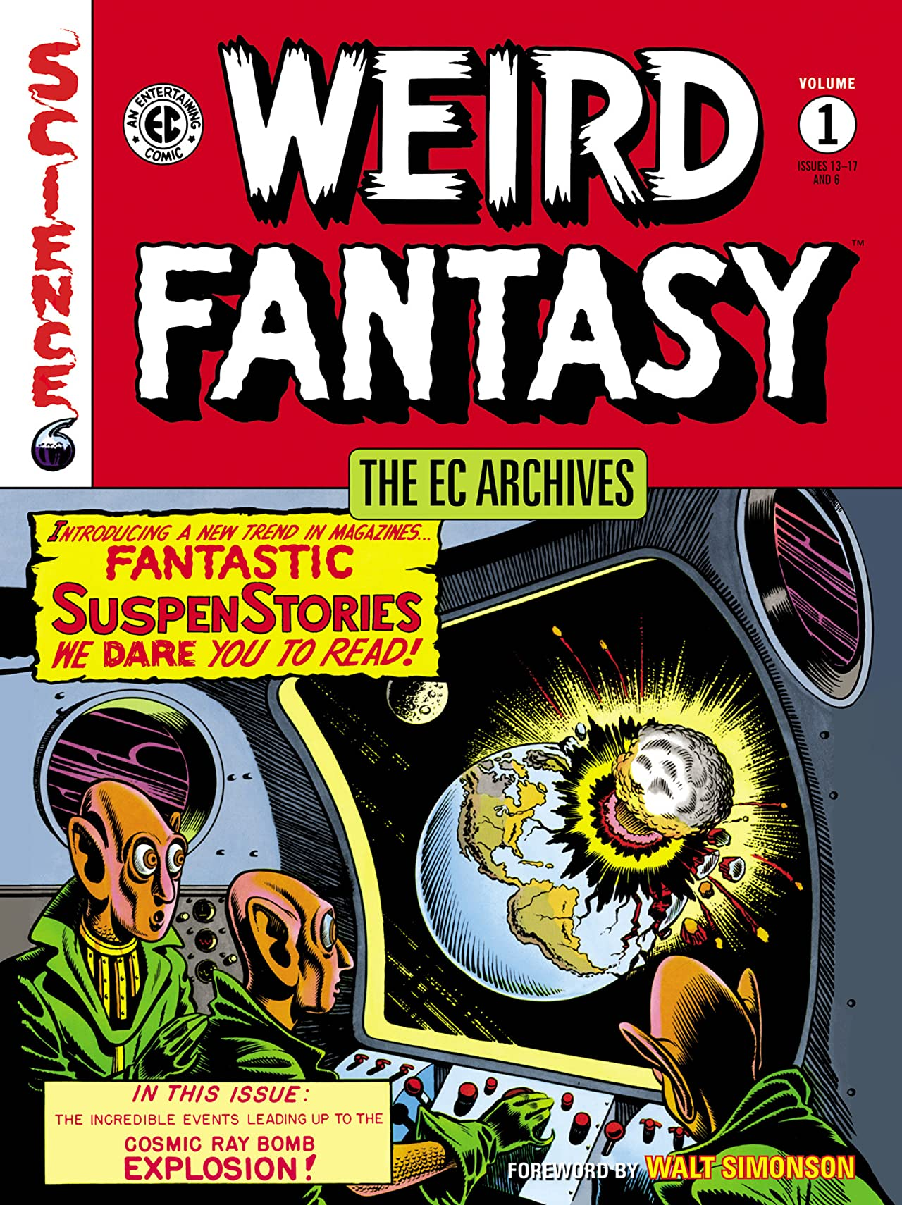 The EC Archives: Weird Fantasy Vol. 1