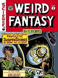 The EC Archives: Weird Fantasy Vol. 1