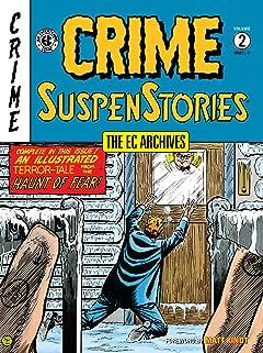 The EC Archives: Crime SuspenStories Vol. 2