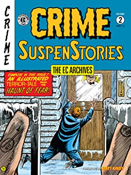 The EC Archives: Crime SuspenStories Vol. 2