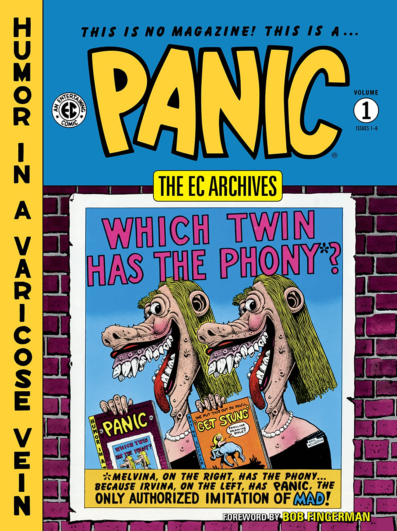 The EC Archives: Panic Vol. 1