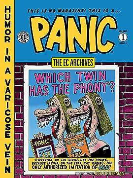 The EC Archives: Panic Vol. 1