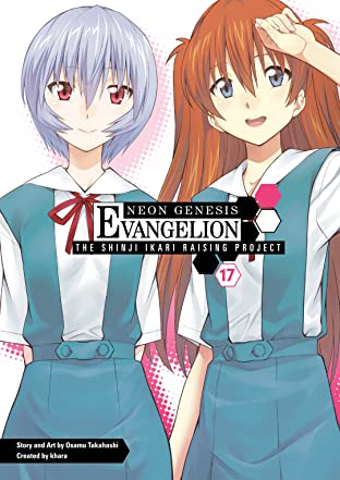 Neon Genesis Evangelion: The Shinji Ikari Raising Project Tome 17