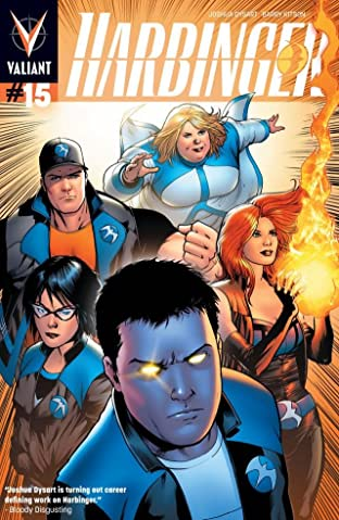 Harbinger (2012- ) No.15: Digital Exclusives Edition