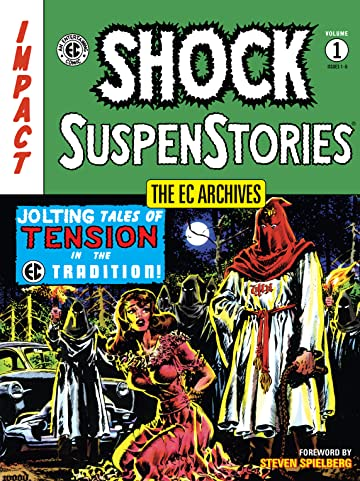 The EC Archives: Shock SuspenStories Vol. 1