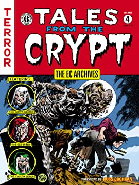 The EC Archives: Tales from the Crypt Vol. 4