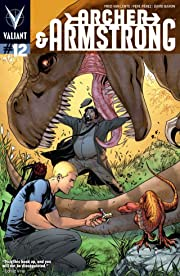 Archer & Armstrong (2012- ) No.12: Digital Exclusives Edition