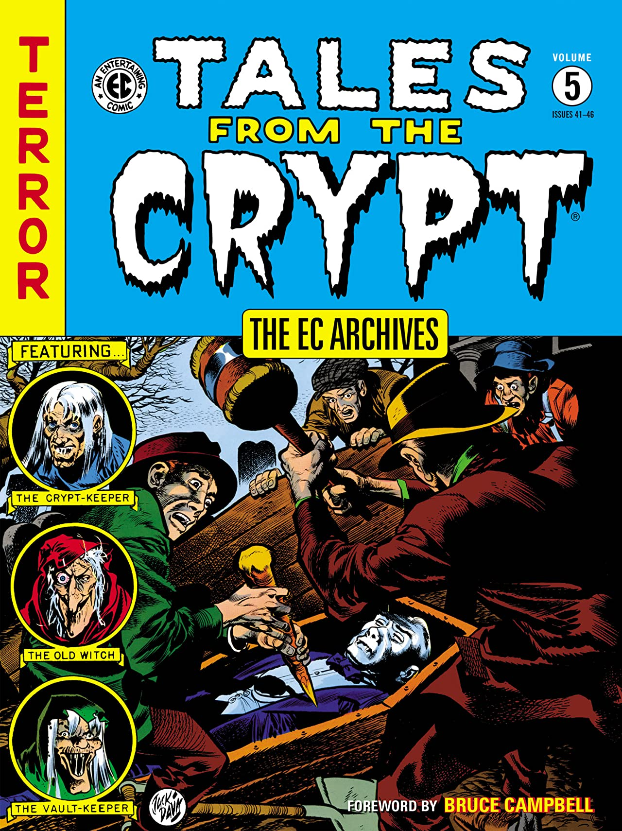The EC Archives: Tales from the Crypt Vol. 5