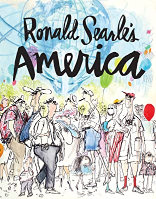 Ronald Searle's America