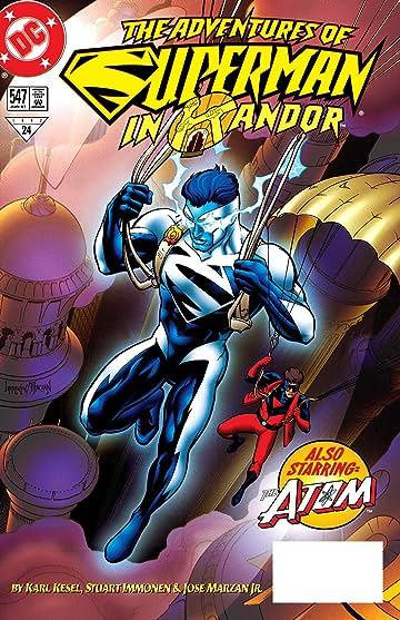 Adventures of Superman (1986-2006) #547