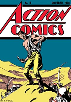 Action Comics (1938-2011) No.5