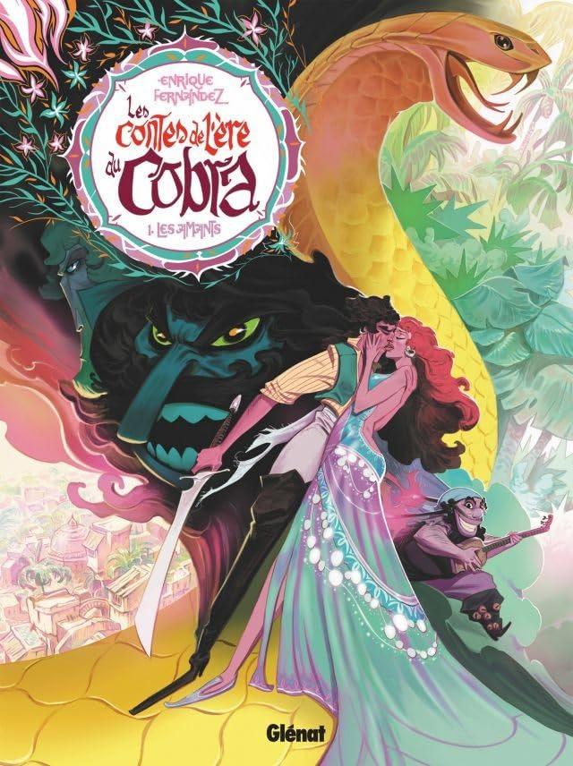 Les contes de l'ère du Cobra Vol. 1: Les amants