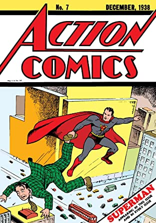 Action Comics (1938-2011) No.7