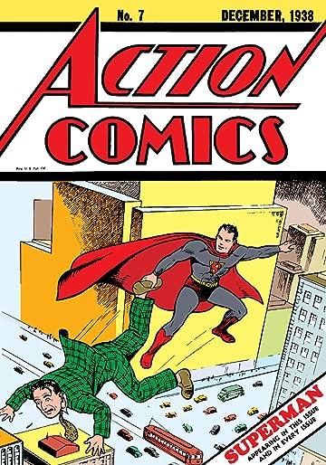 Action Comics (1938-2011) #7