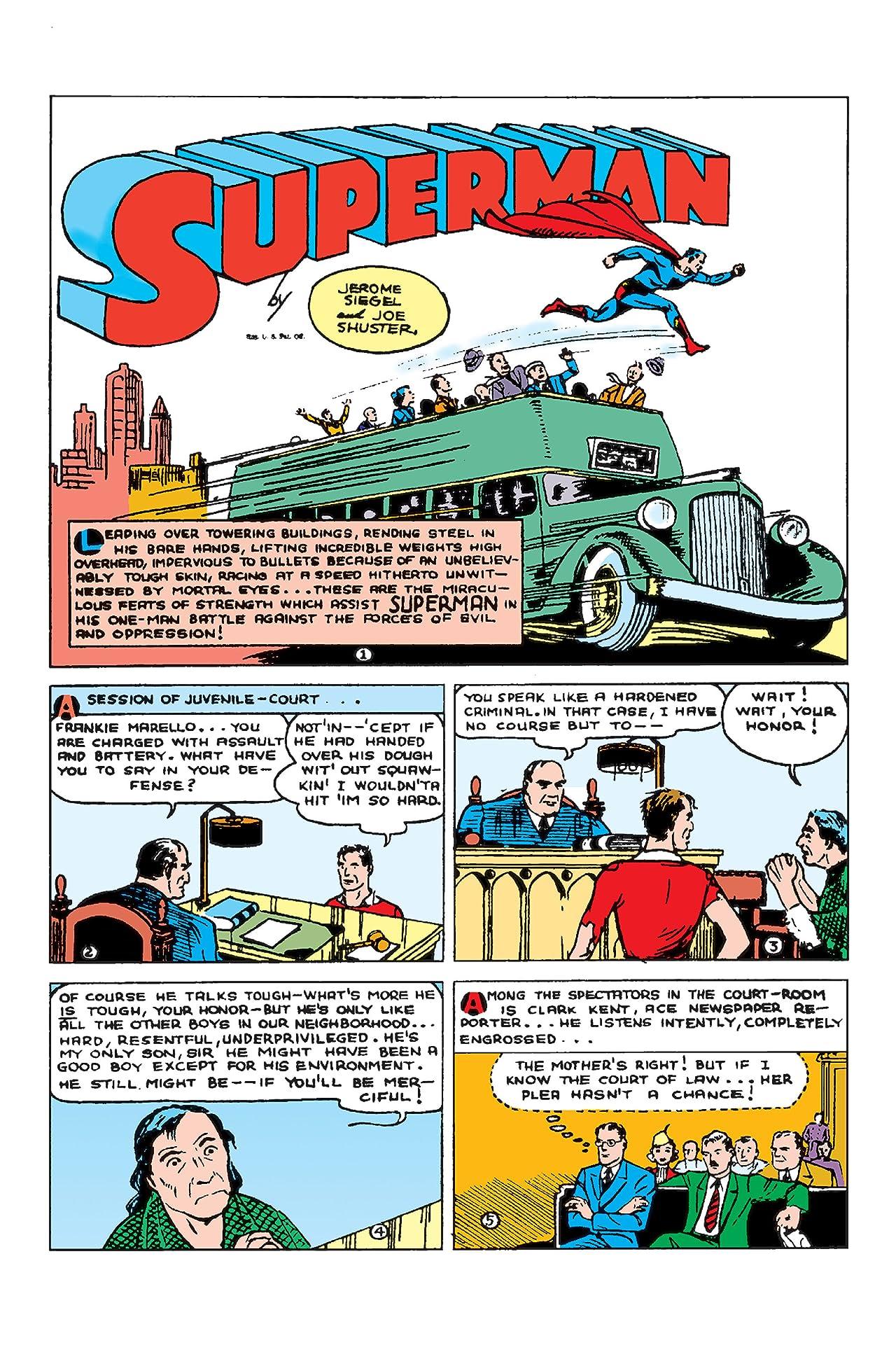 Action Comics (1938-2011) #8