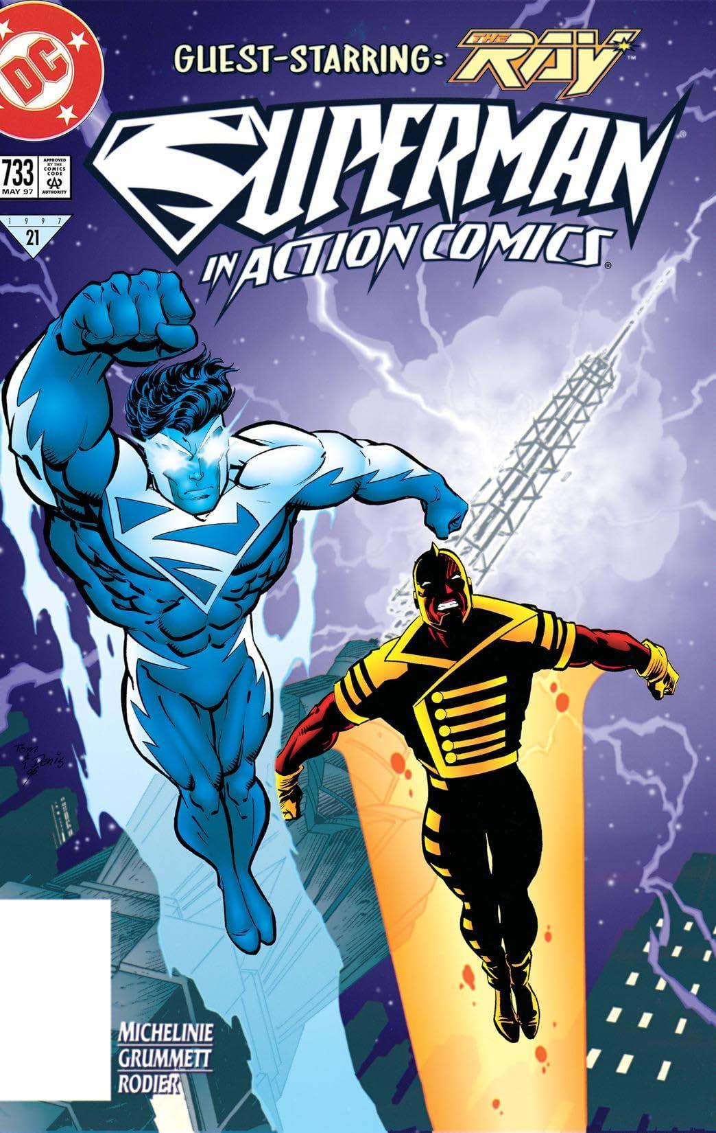 Action Comics (1938-2011) #733