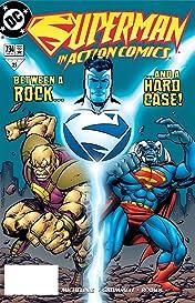 Action Comics (1938-2011) #734