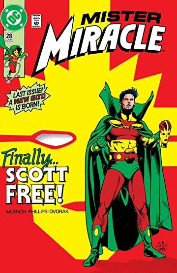 Mister Miracle (1989-1991) #28