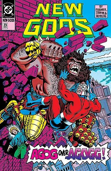 New Gods (1989-1991) #23