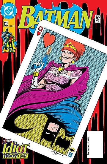 Batman (1940-2011) #472