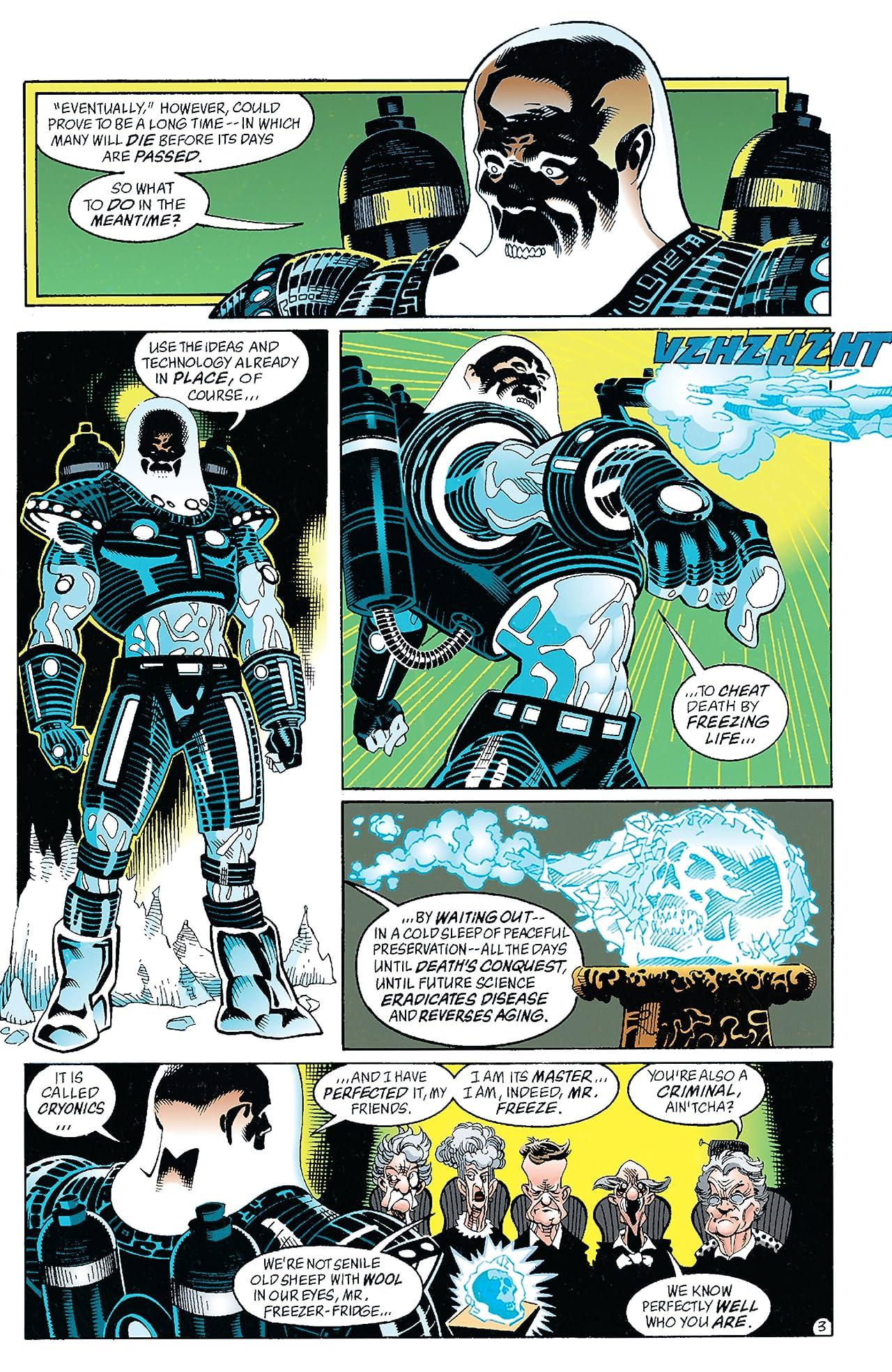 Batman (1940-2011) #525