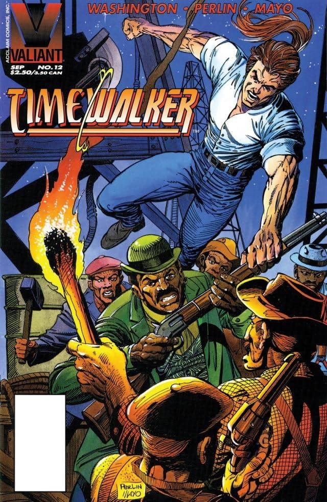 Timewalker #12