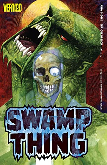 Swamp Thing (2004-2006) No.6