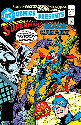 DC Comics Presents (1978-1986) #30