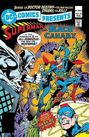 DC Comics Presents (1978-1986) #30