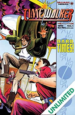 Timewalker (1994) #1: Yearbook