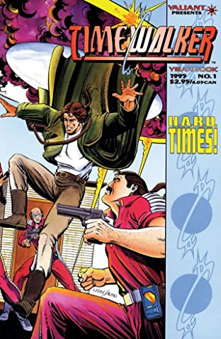 Timewalker Yearbook #1