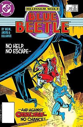 Blue Beetle (1986-1988) No.20