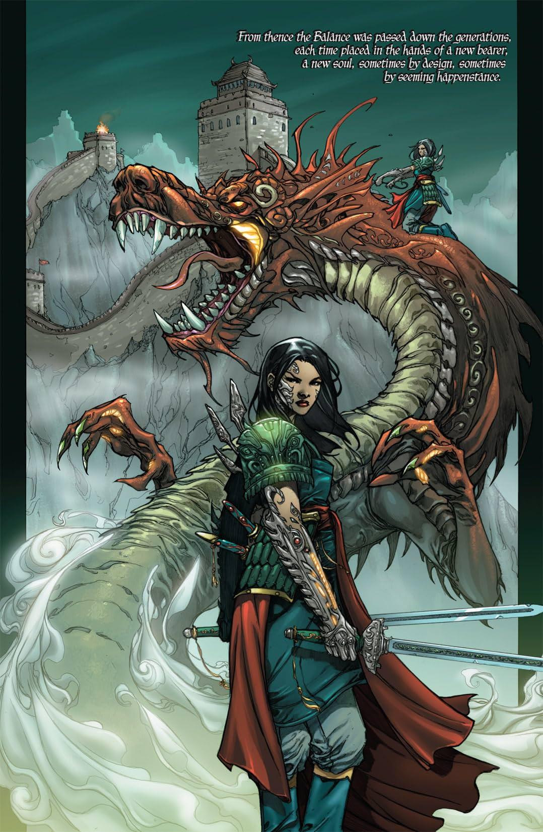 Witchblade #100