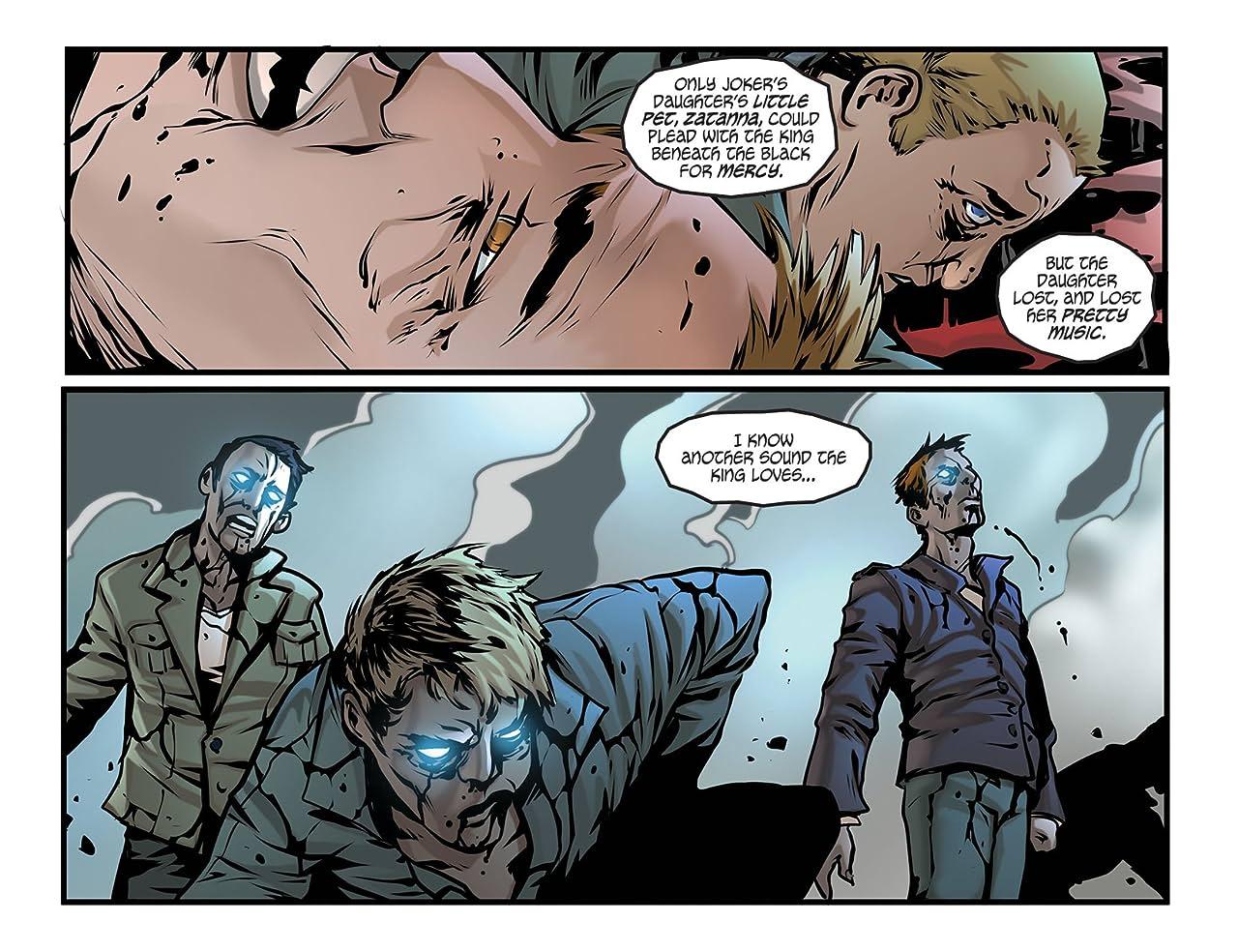 DC Comics: Bombshells (2015-2017) #75
