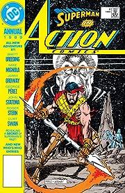 Action Comics (1938-2011): Annual #2
