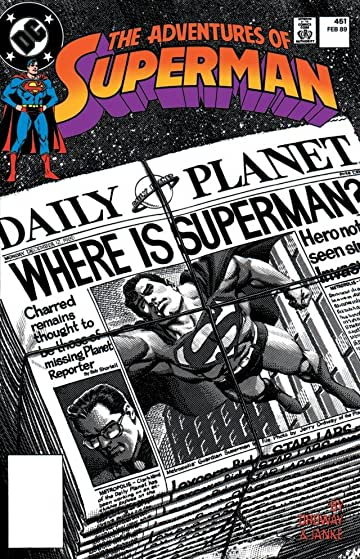 Adventures of Superman (1986-2006) #451