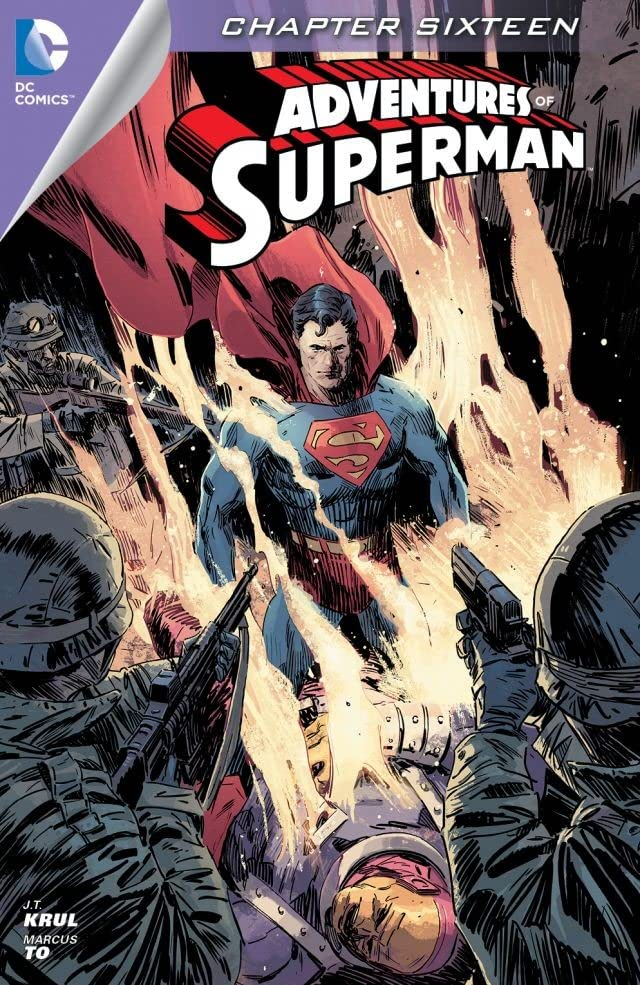 Adventures of Superman (2013-2014) #16