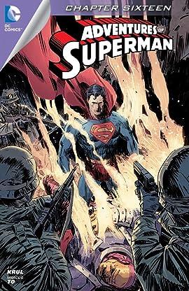 Adventures of Superman (2013-2014) No.16