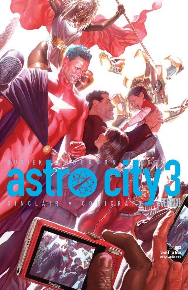 Astro City (2013-2018) #3