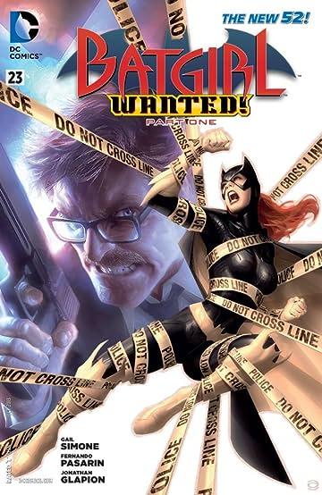 Batgirl (2011-2016) #23