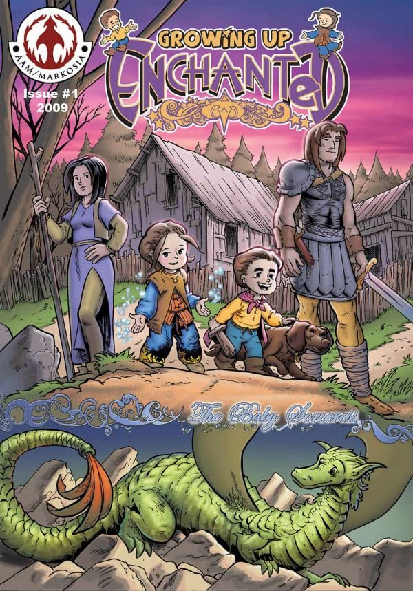 Growing Up Enchanted Preview #1