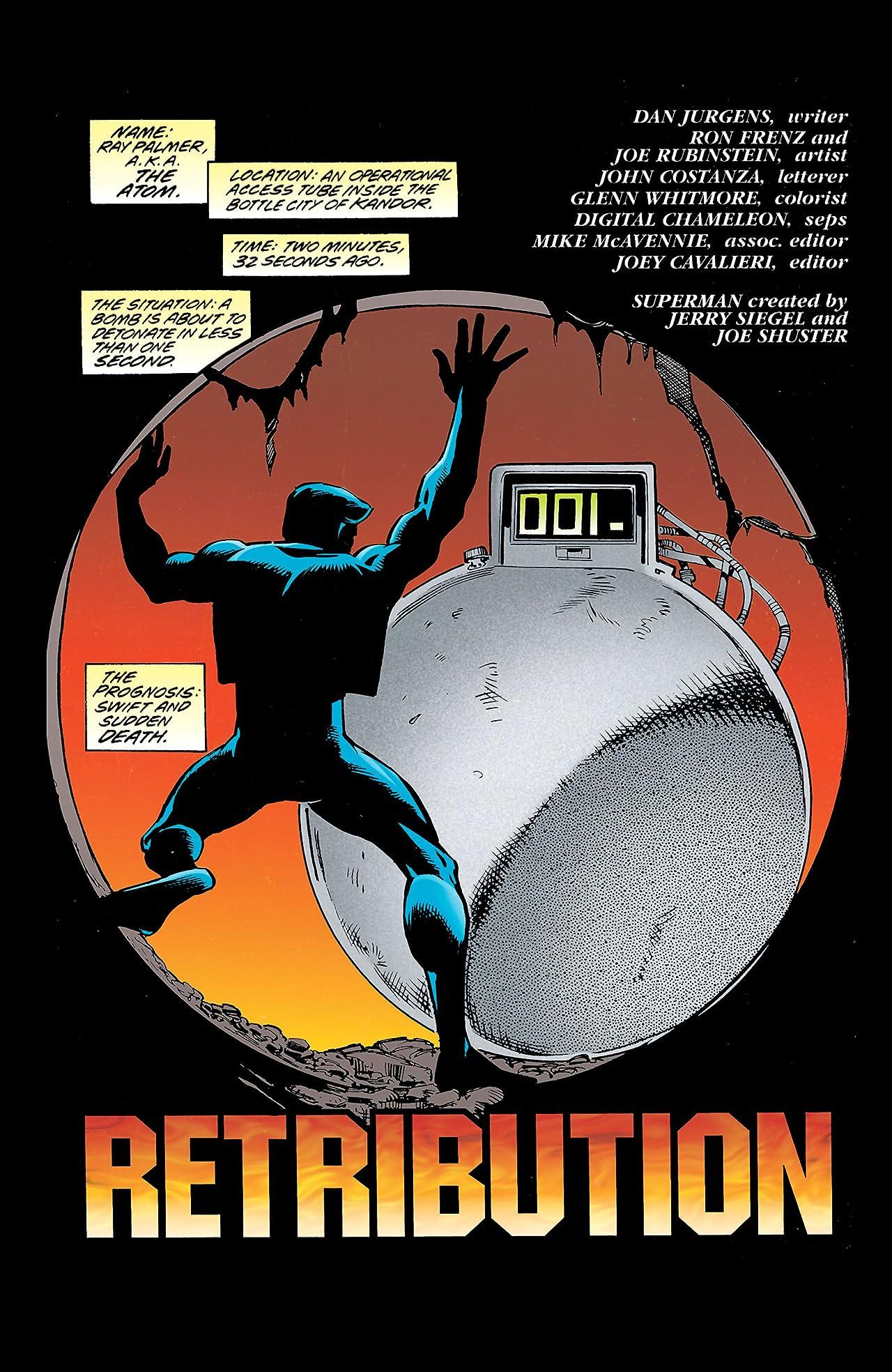 Superman (1987-2006) #125